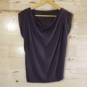 Express short sleeve top